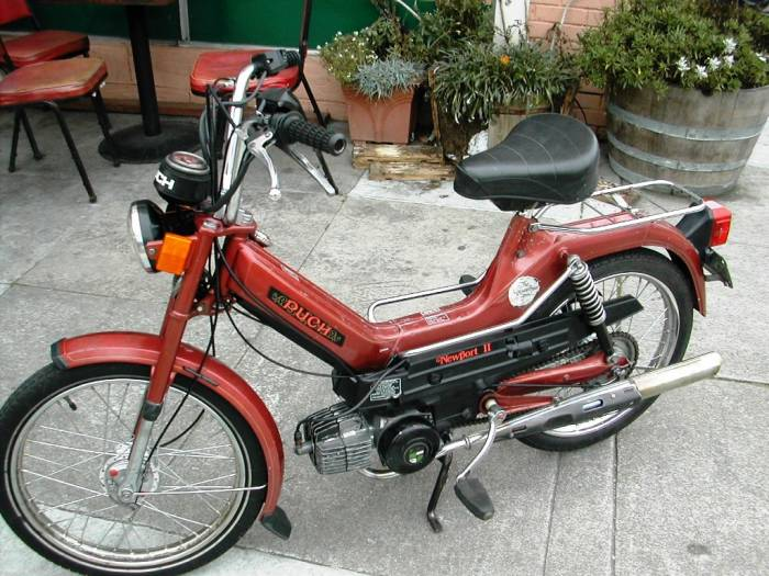 Puch newport photo - 10