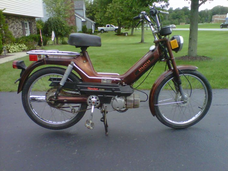 Puch newport photo - 2