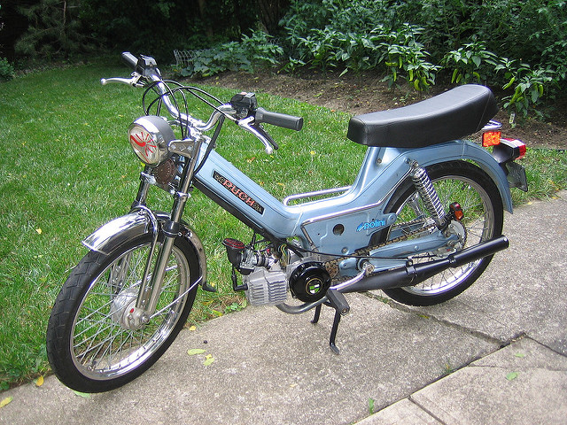 Puch newport photo - 3