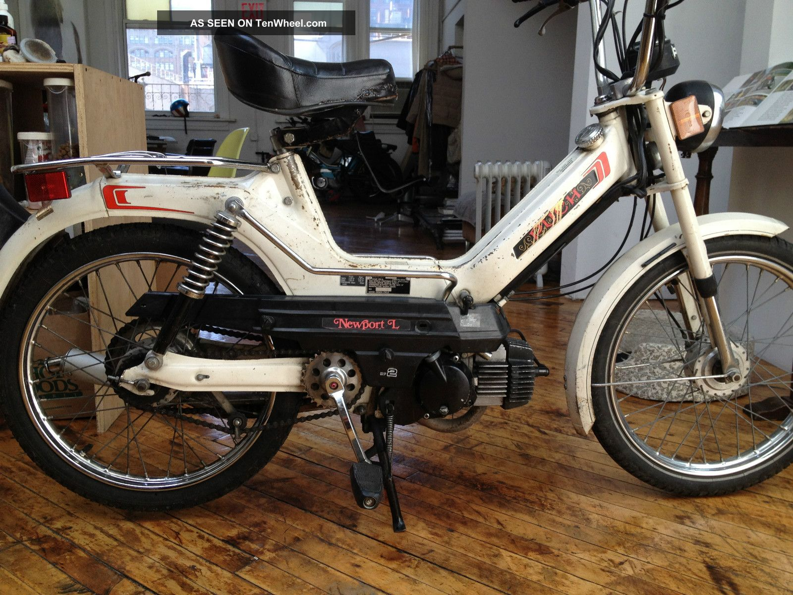 Puch newport photo - 4