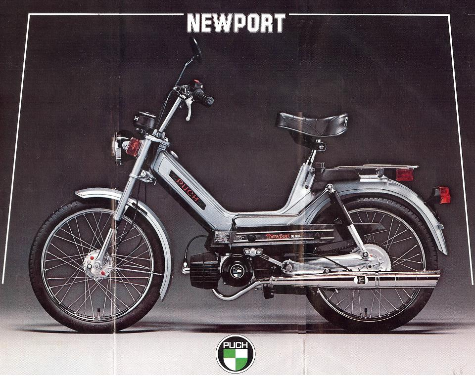 Puch newport photo - 5