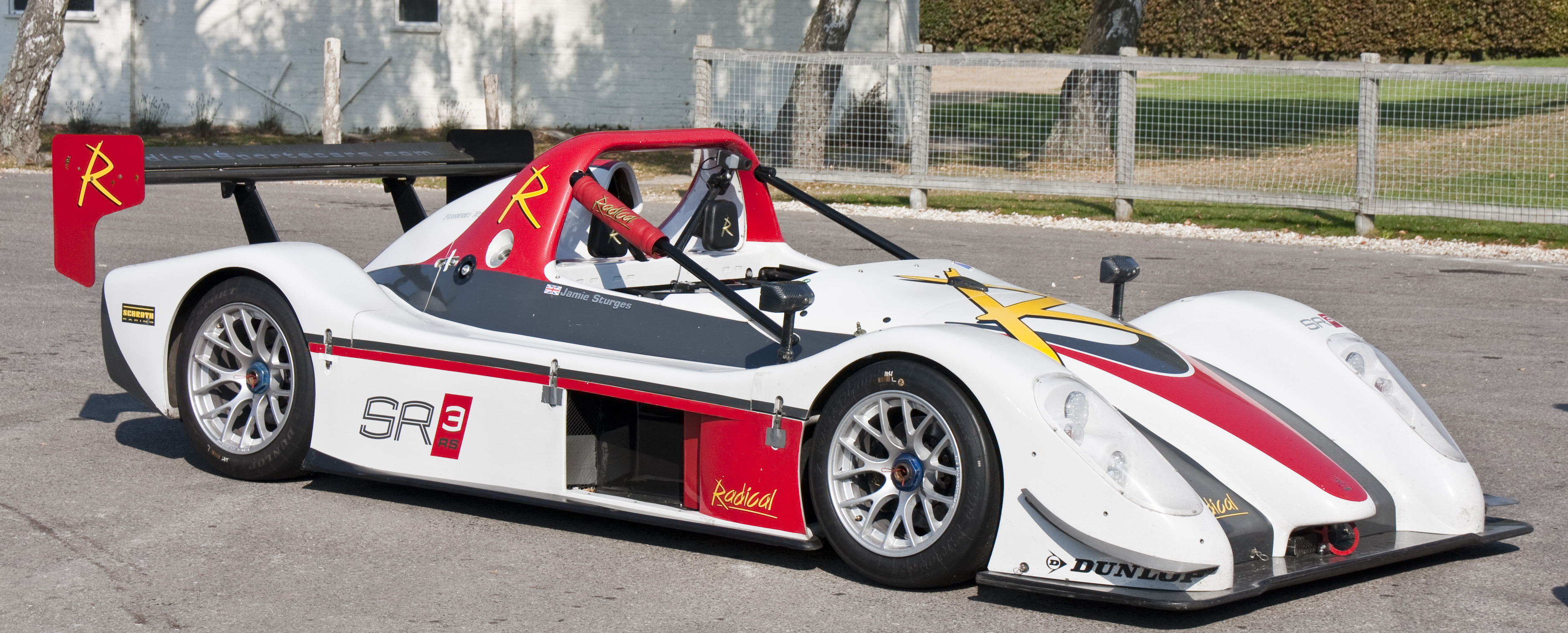 Radical sr3 photo - 1