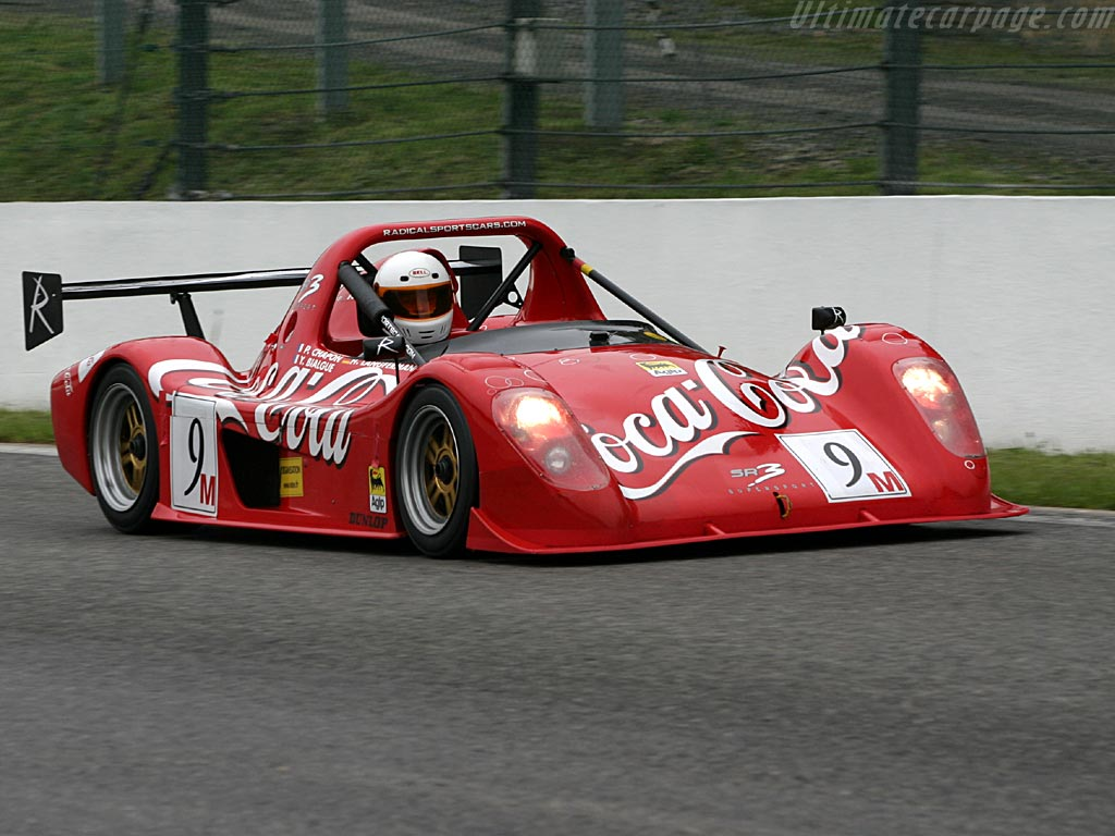 Radical sr3 photo - 10
