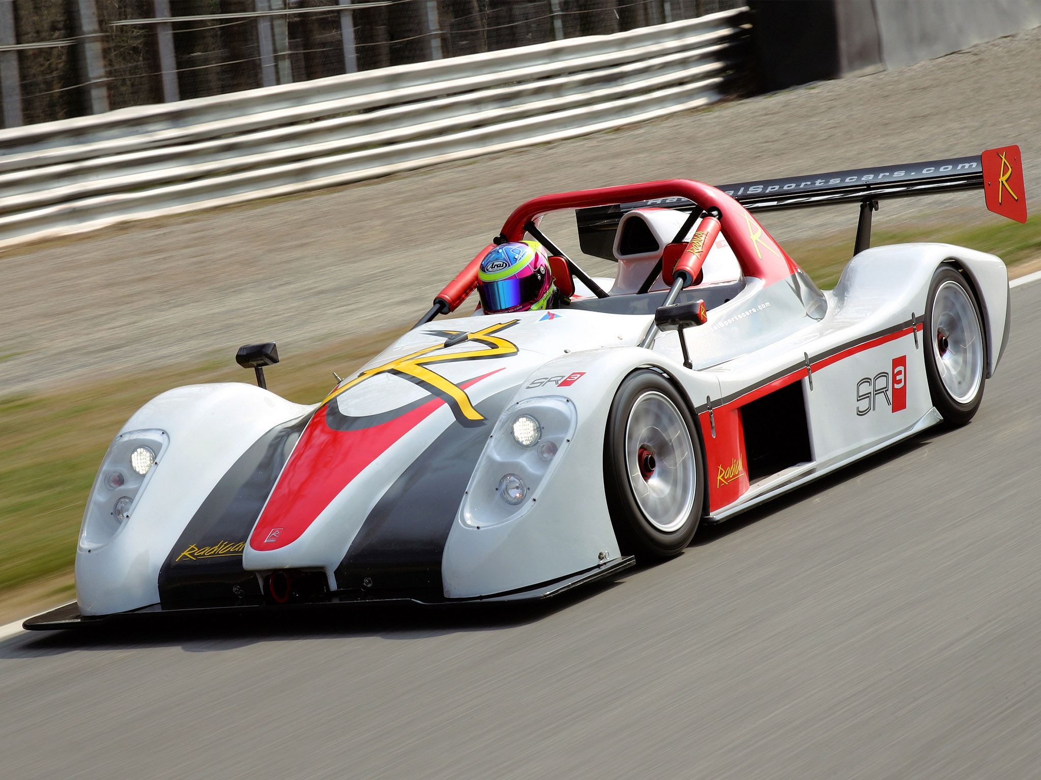 Radical sr3 photo - 3