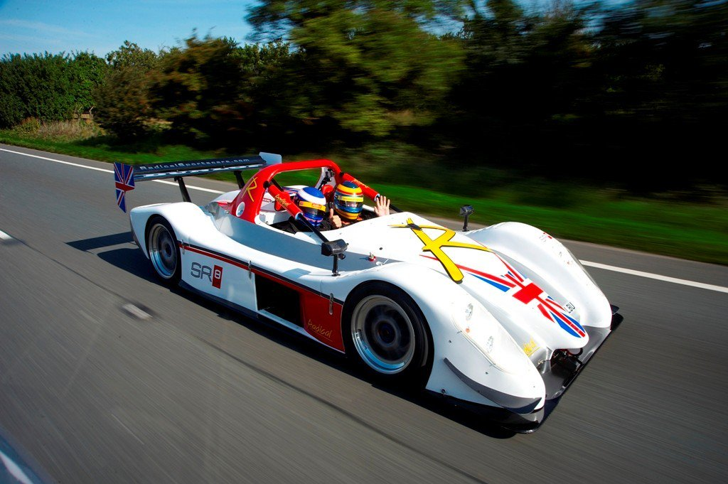 Radical sr3 photo - 9