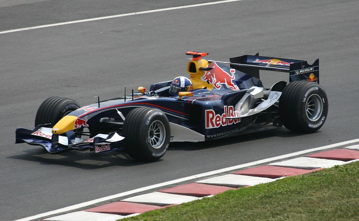 Red bull rb1 photo - 1