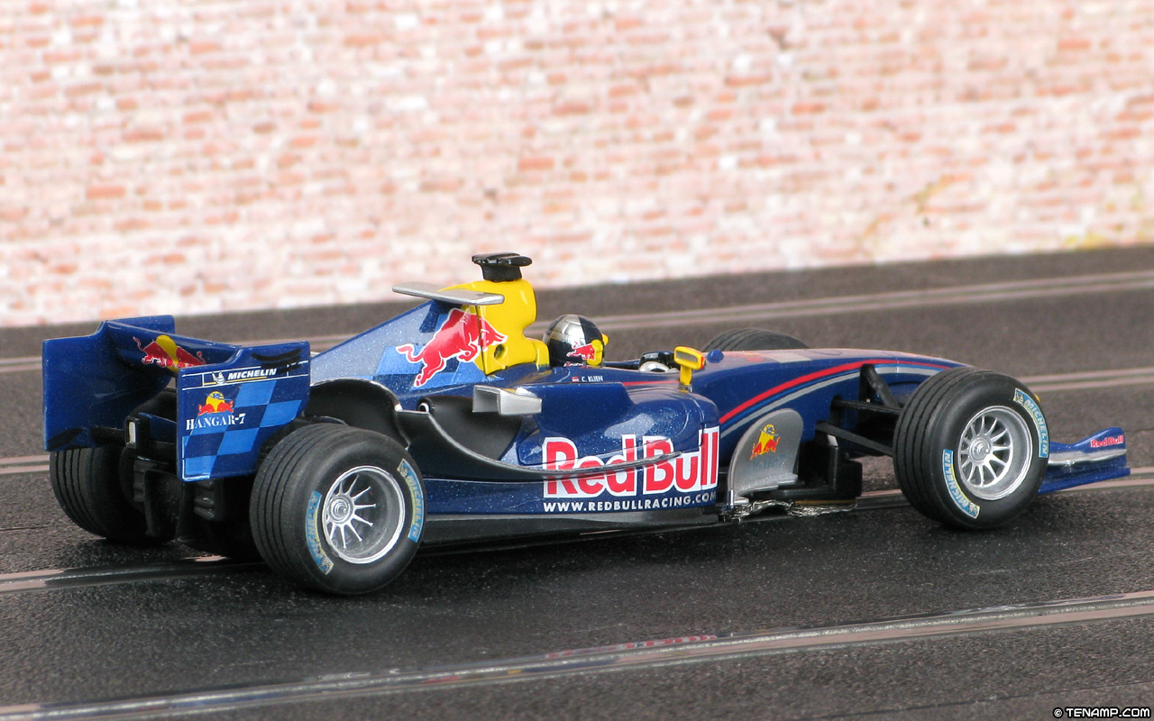 Red bull rb1 photo - 10