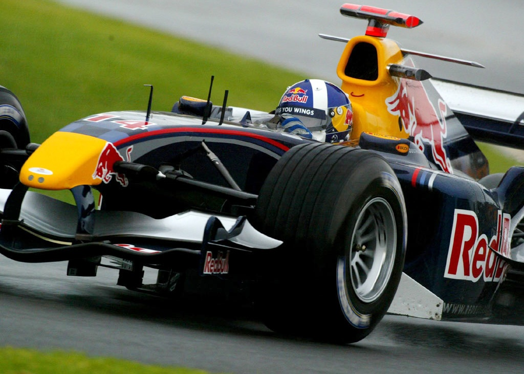 Red bull rb1 photo - 5