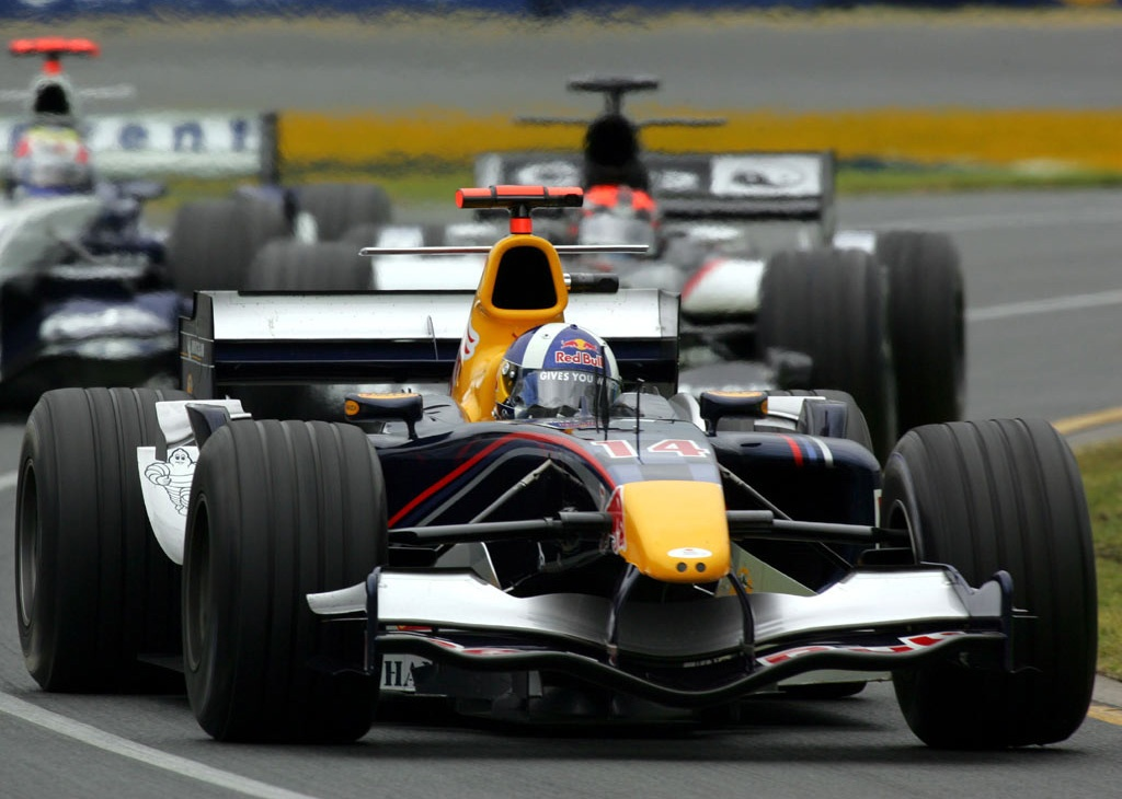 Red bull rb1 photo - 6