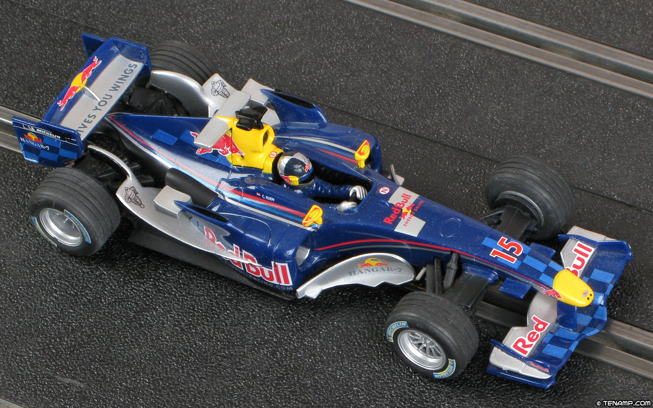 Red bull rb1 photo - 7