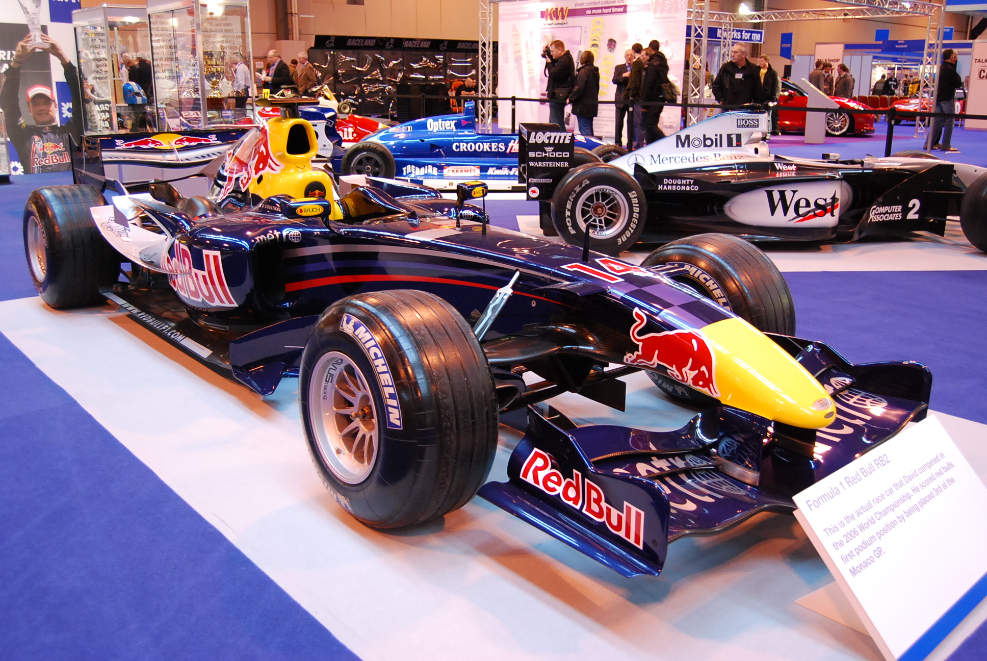 Red bull rb2 photo - 10