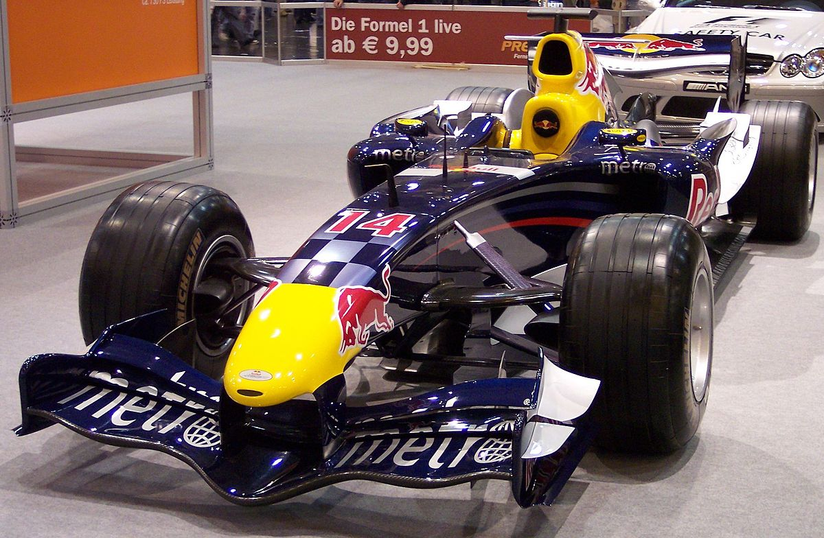 Red bull rb2 photo - 7