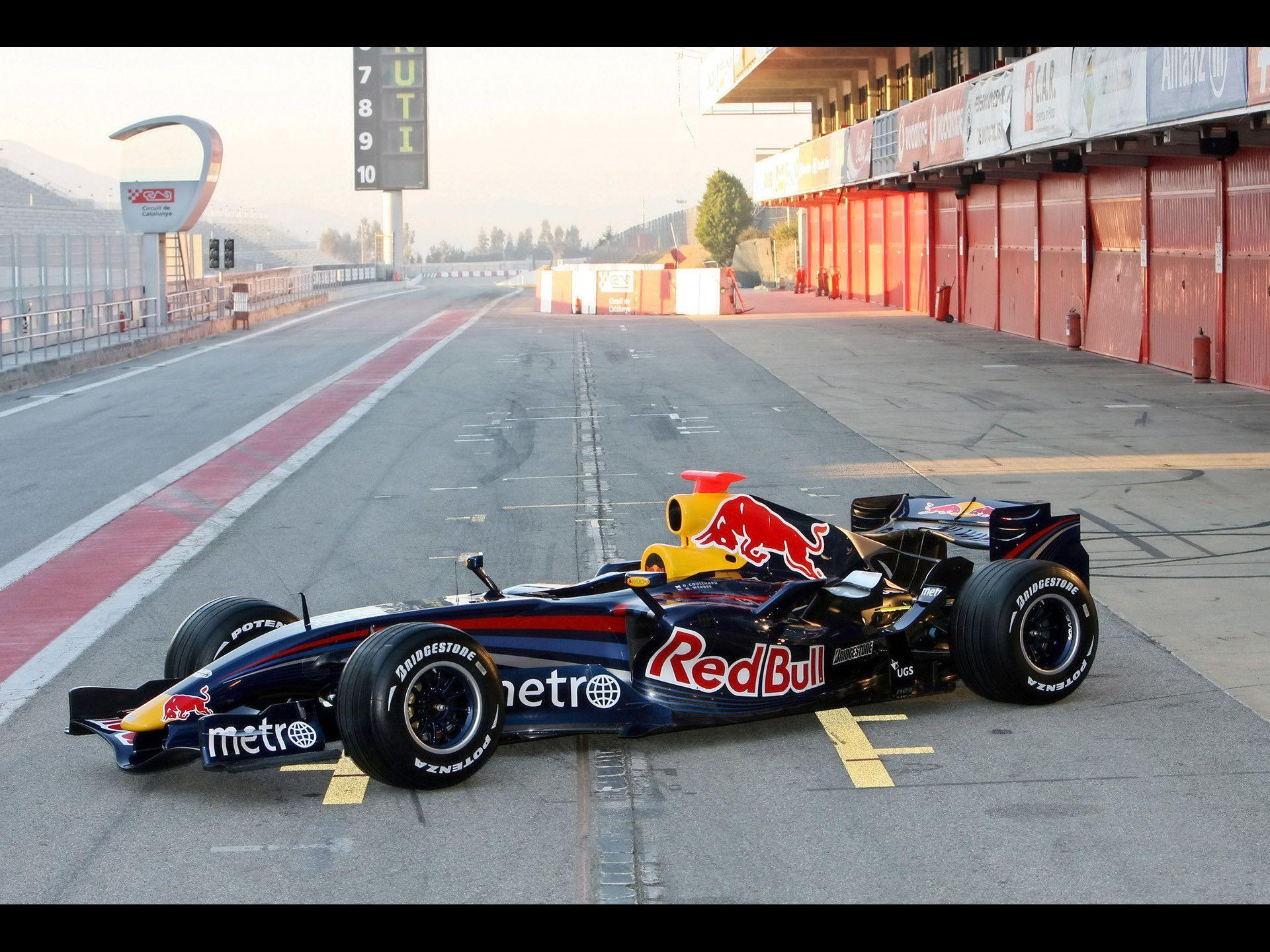 Red bull rb3 photo - 7