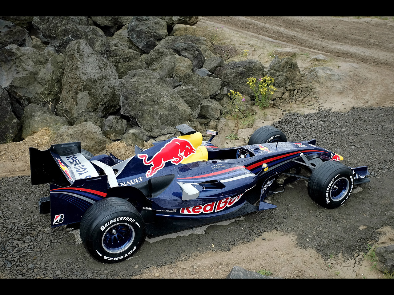 Red bull rb3 photo - 8
