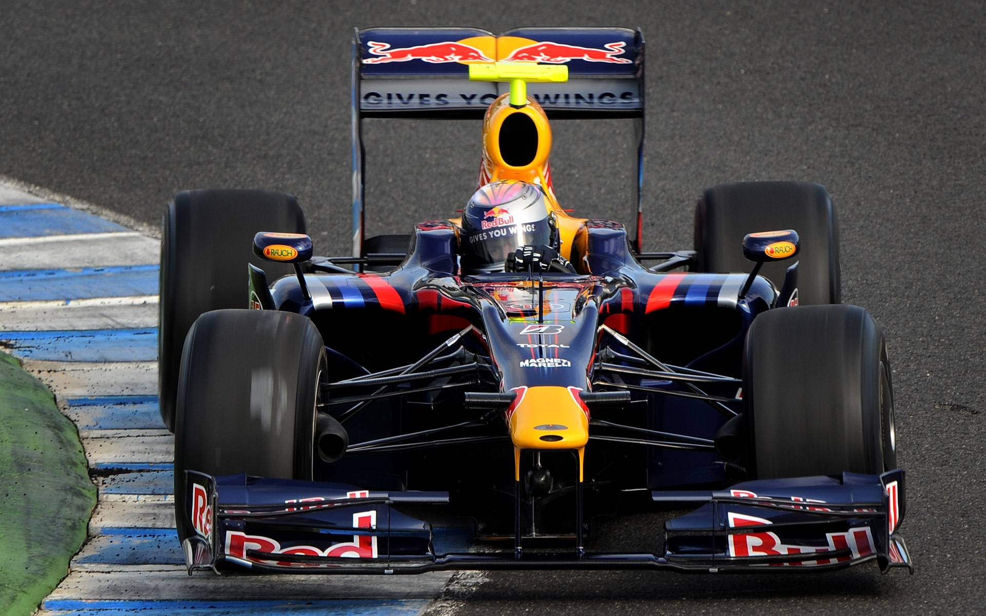 Red bull rb5 photo - 10