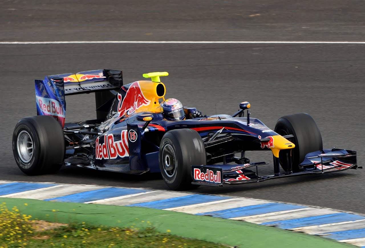 Red bull rb5 photo - 2