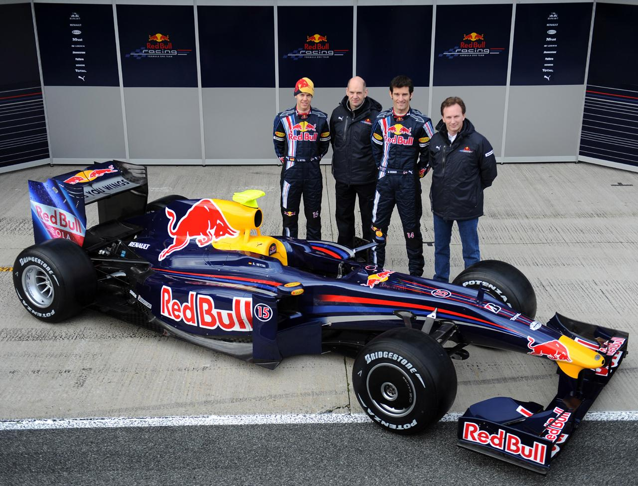 Red bull rb5 photo - 4