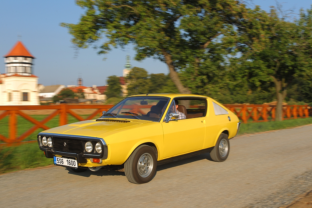 Renault 17tl photo - 4