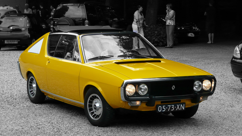 Renault 17tl photo - 9