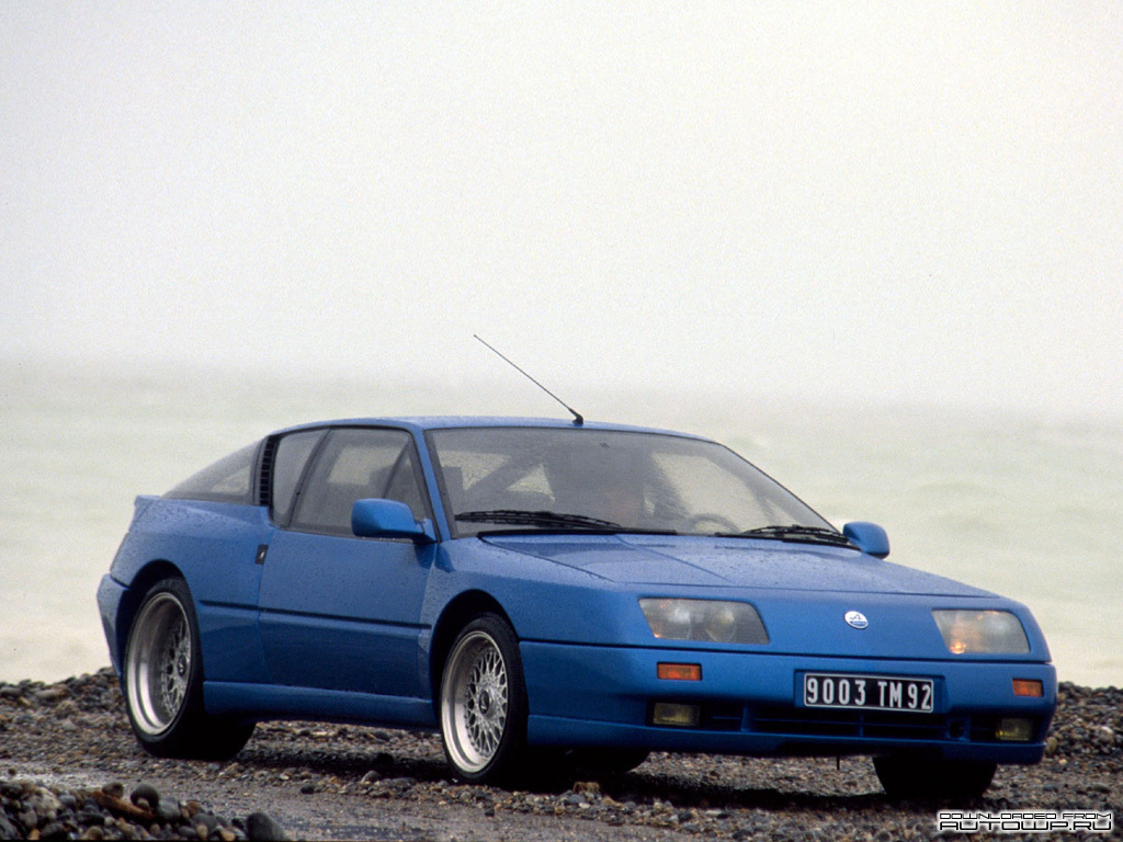 Renault a610 photo - 4