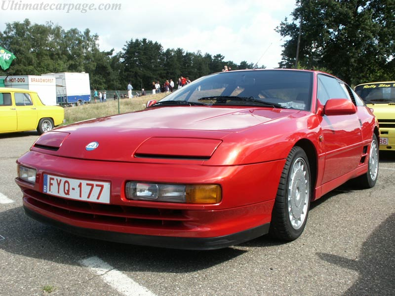 Renault a610 photo - 5