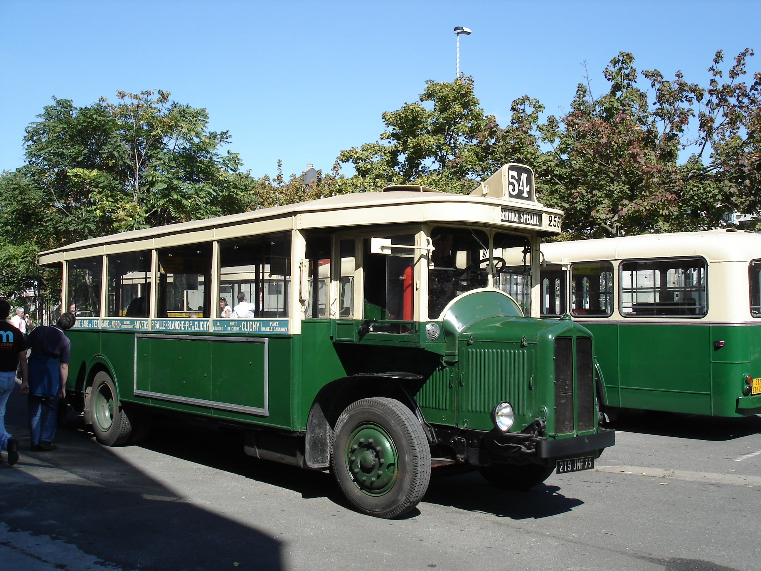 Renault autobus photo - 9