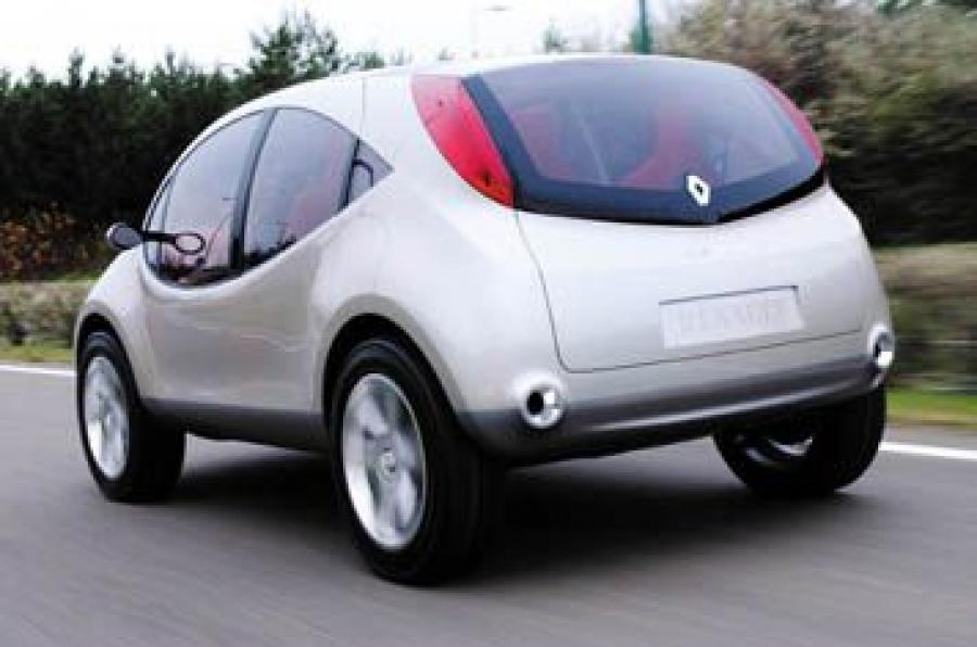 Renault be-bop photo - 1