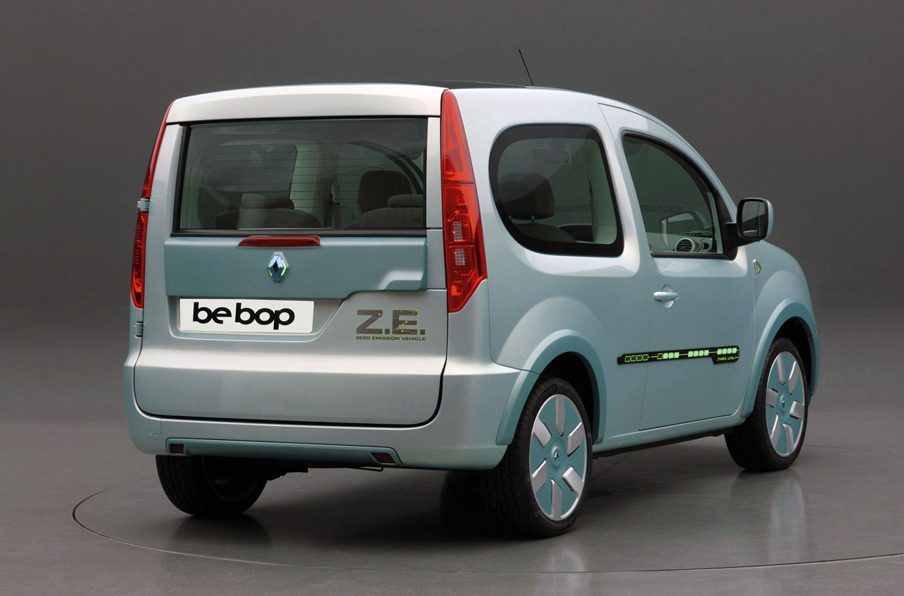 Renault be-bop photo - 3
