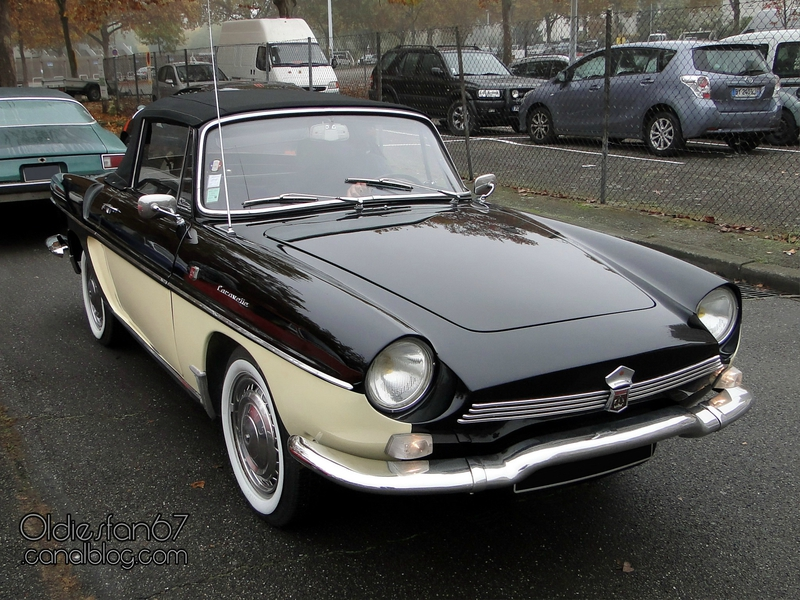 Renault caravelle photo - 1