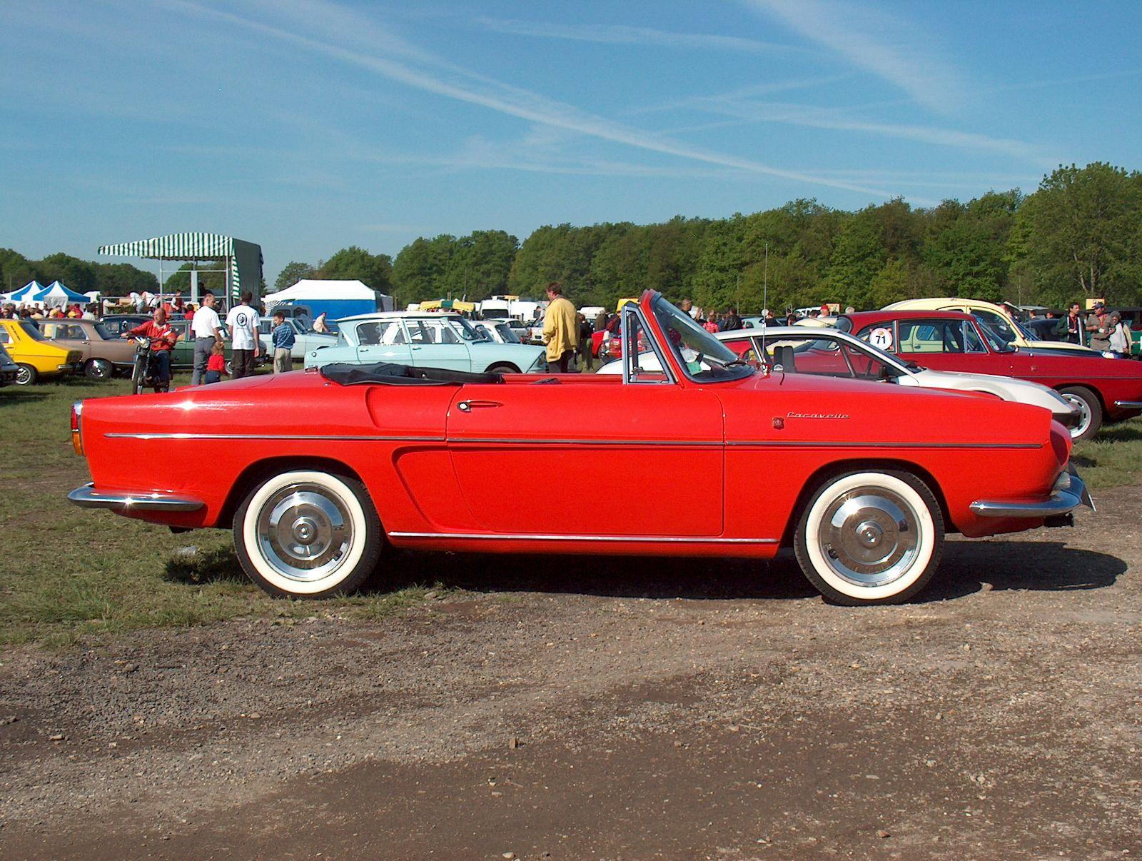 Renault caravelle photo - 6