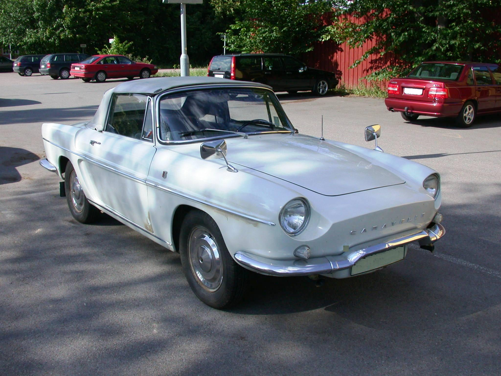Renault caravelle photo - 9