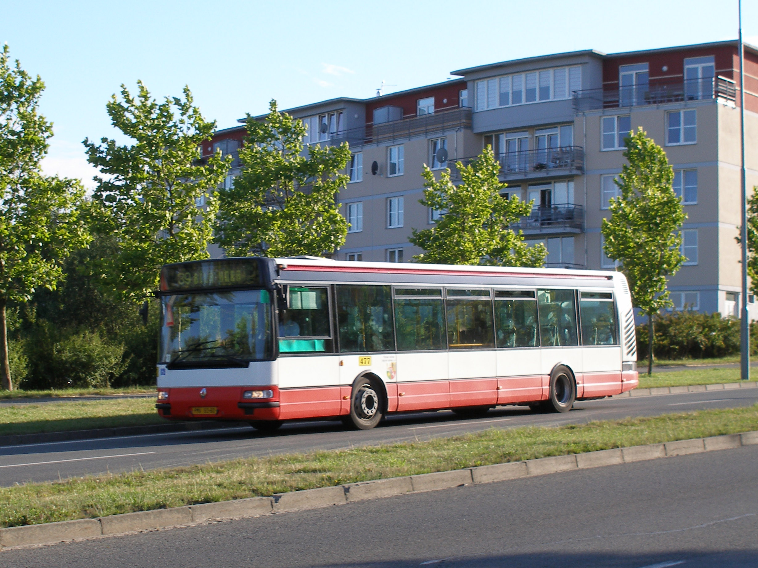Renault citybus photo - 5