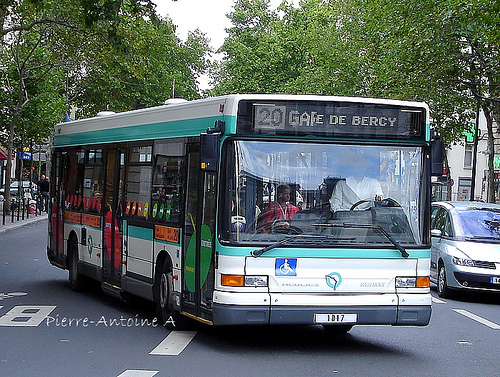 Renault citybus photo - 7