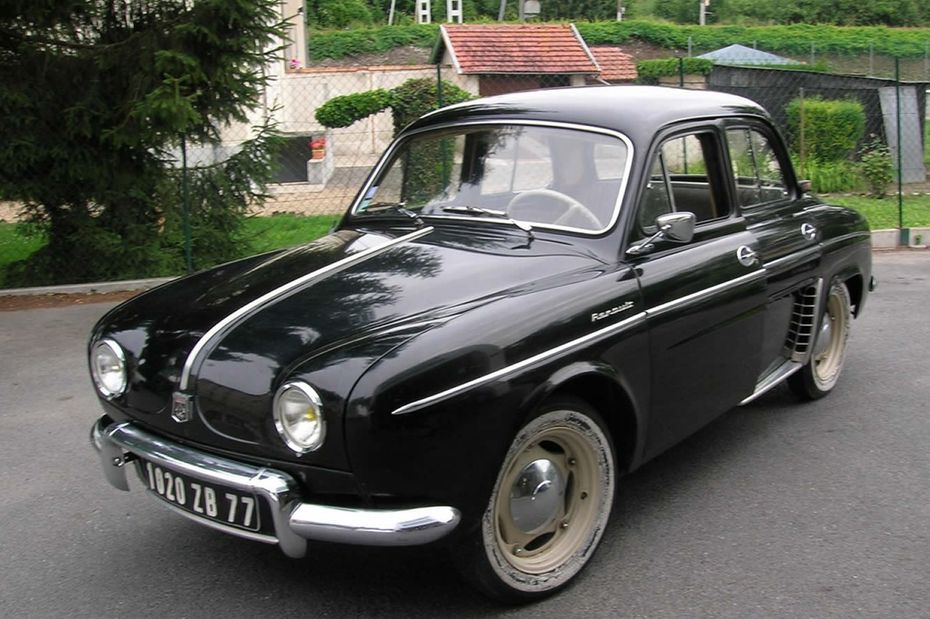 Renault dauphine photo - 10