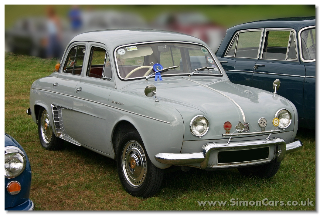 Renault dauphine photo - 8