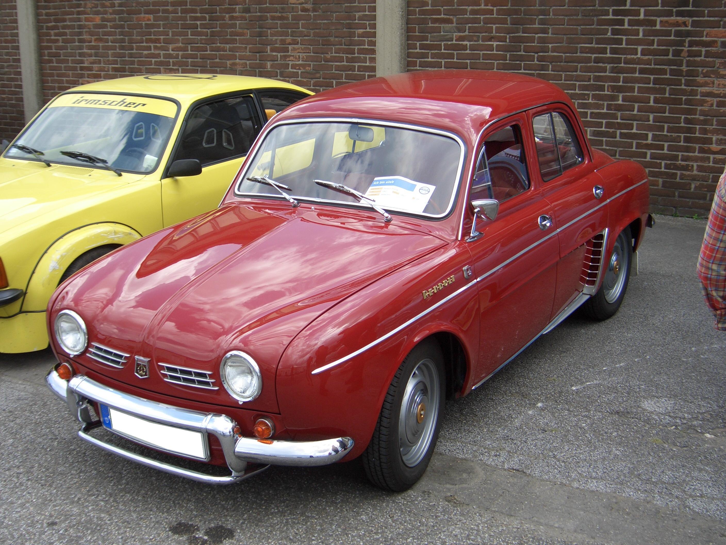 Renault dauphine photo - 9