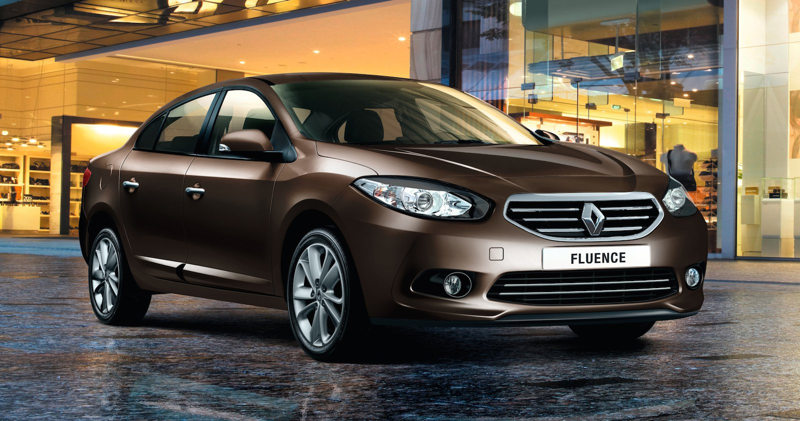 Renault fluence photo - 1
