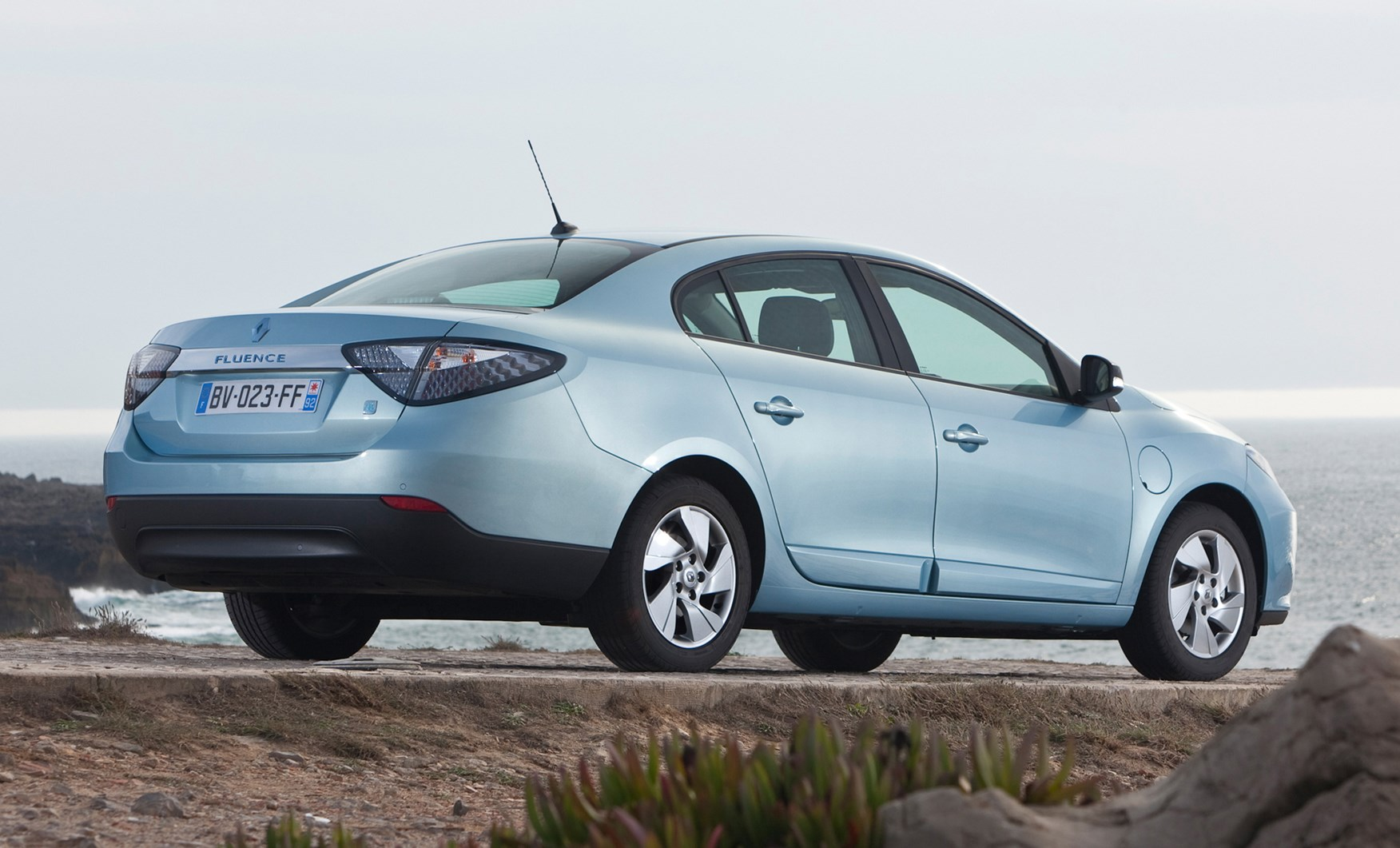 Renault fluence photo - 7
