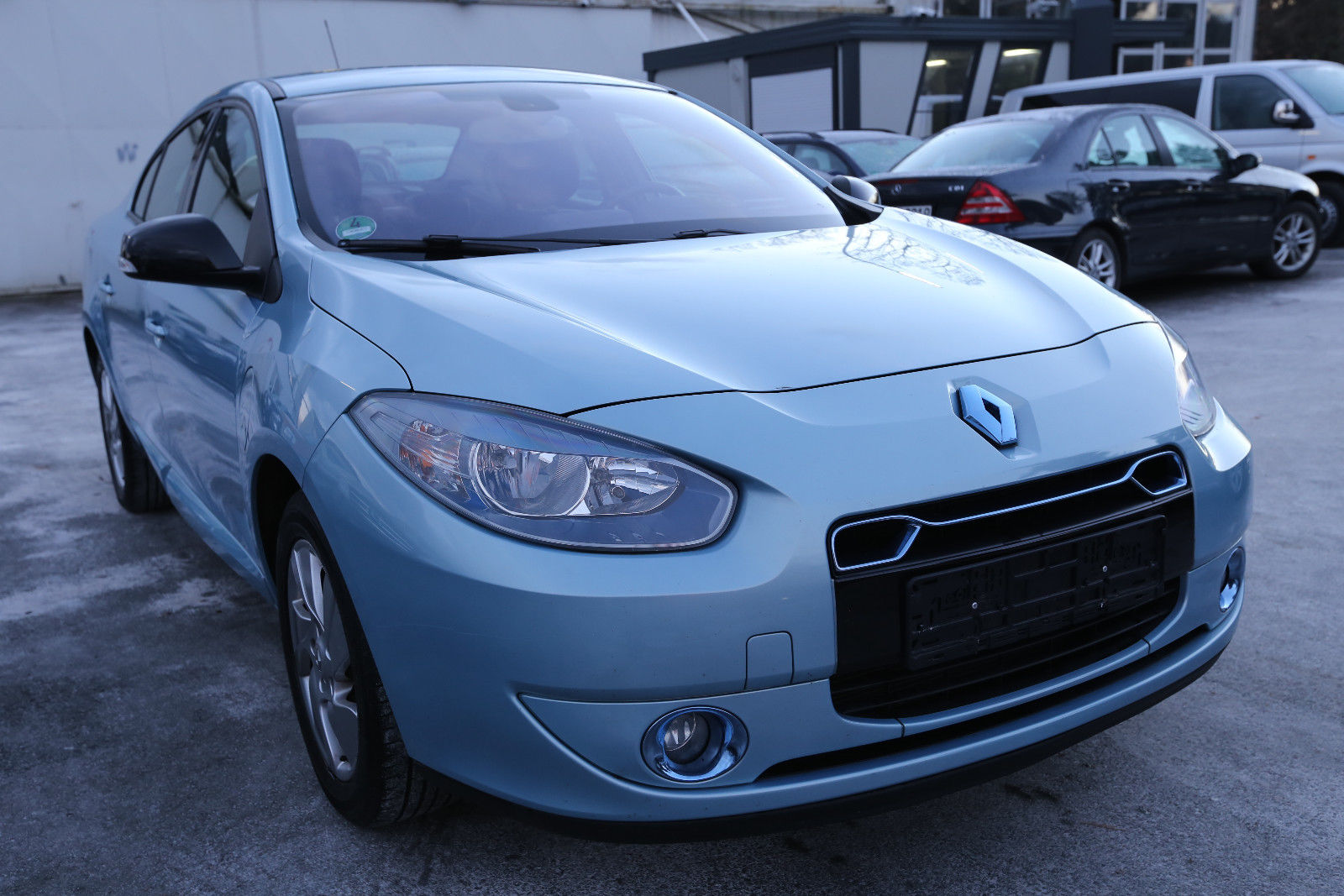 Renault fluence photo - 8
