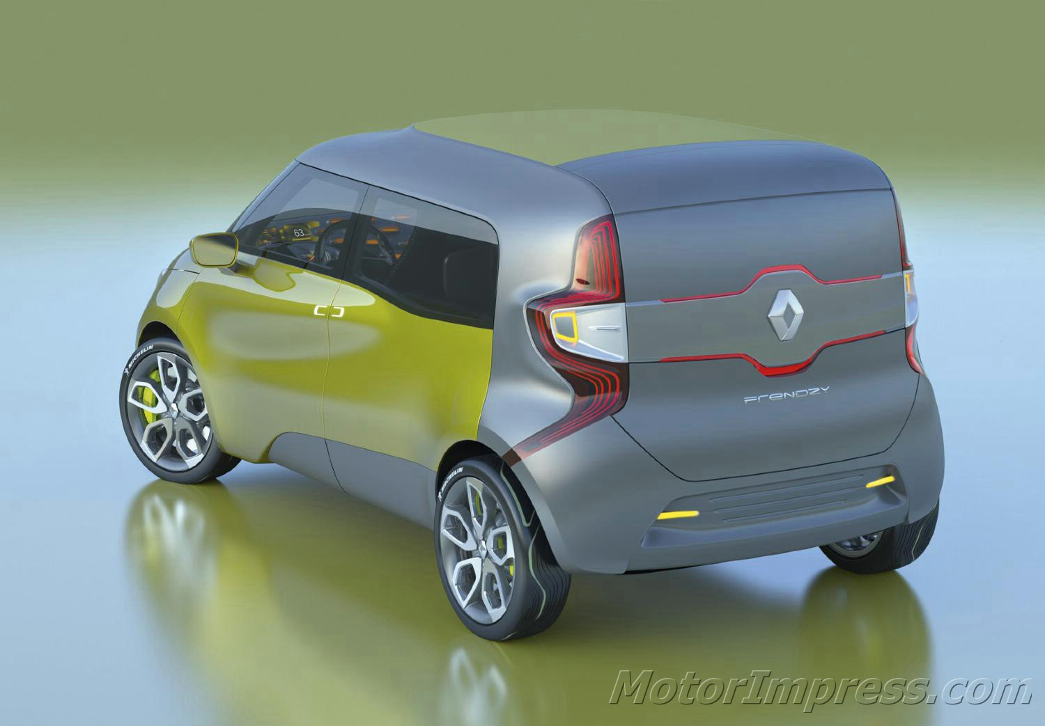 Renault frendzy photo - 2
