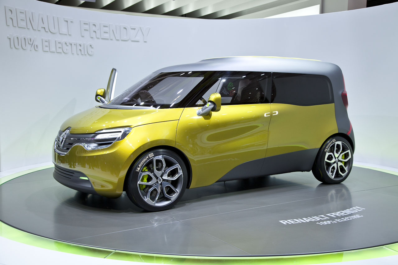 Renault frendzy photo - 3