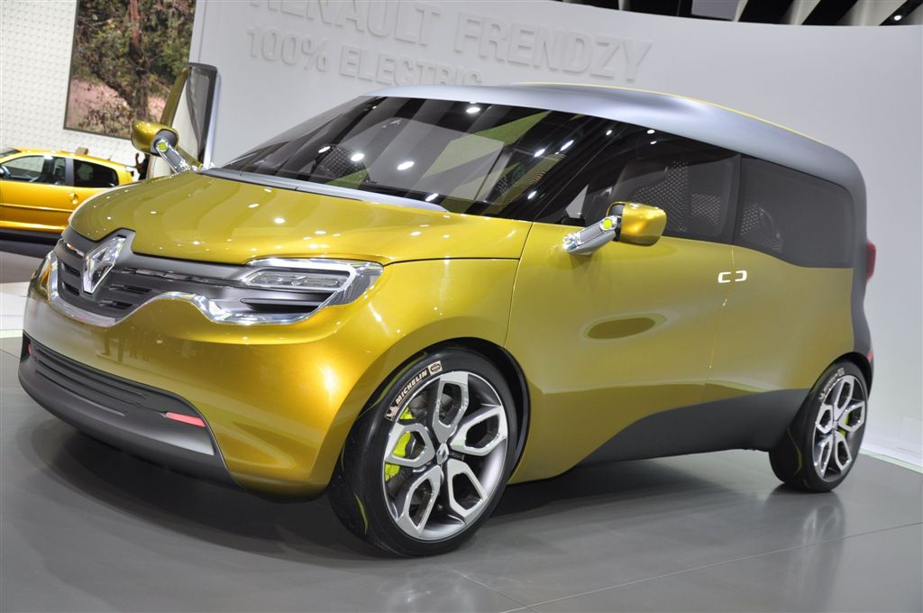 Renault frendzy photo - 4