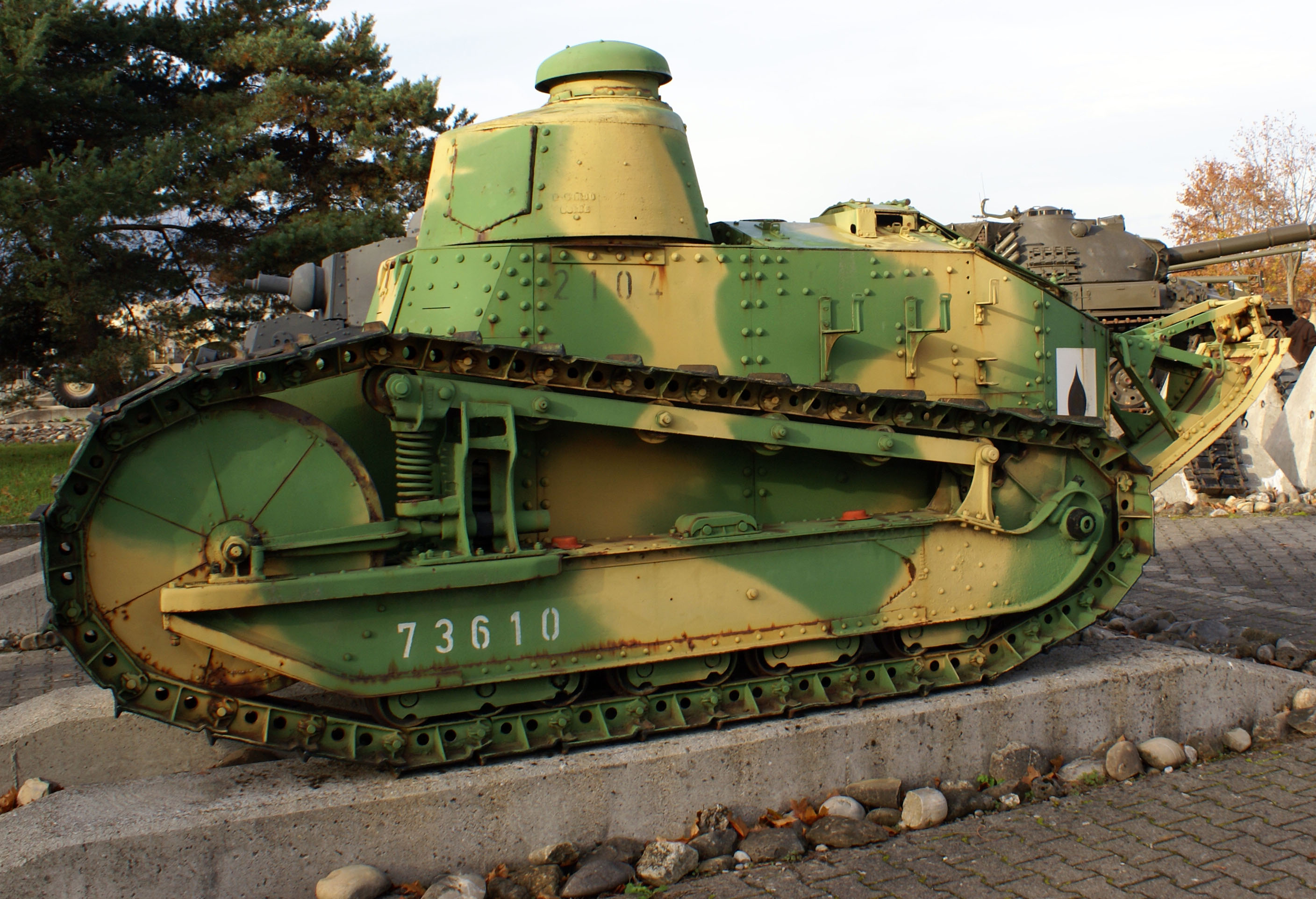 Renault ft-17 photo - 1