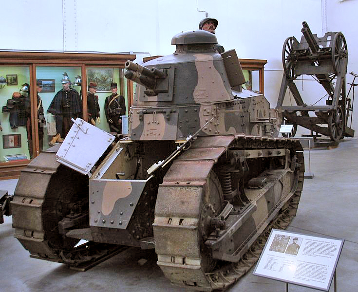 Renault ft-17 photo - 10