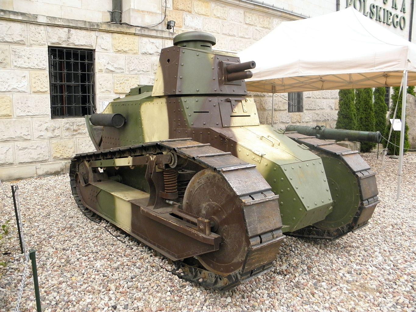 Renault ft-17 photo - 5