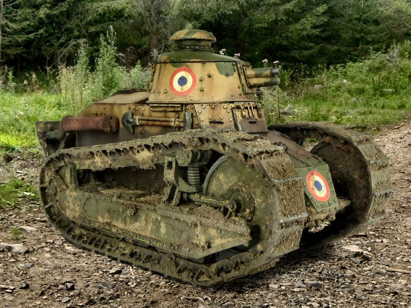Renault ft-17 photo - 6