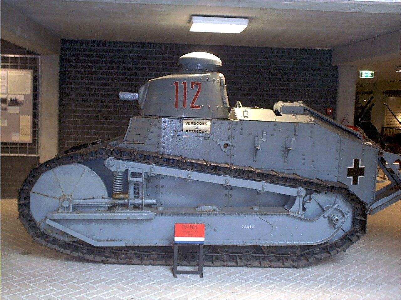 Renault ft-17 photo - 8
