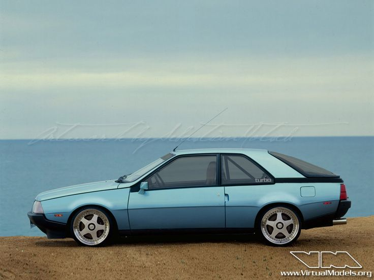 Renault fuego photo - 10