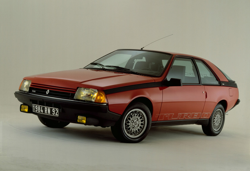 Renault fuego photo - 2