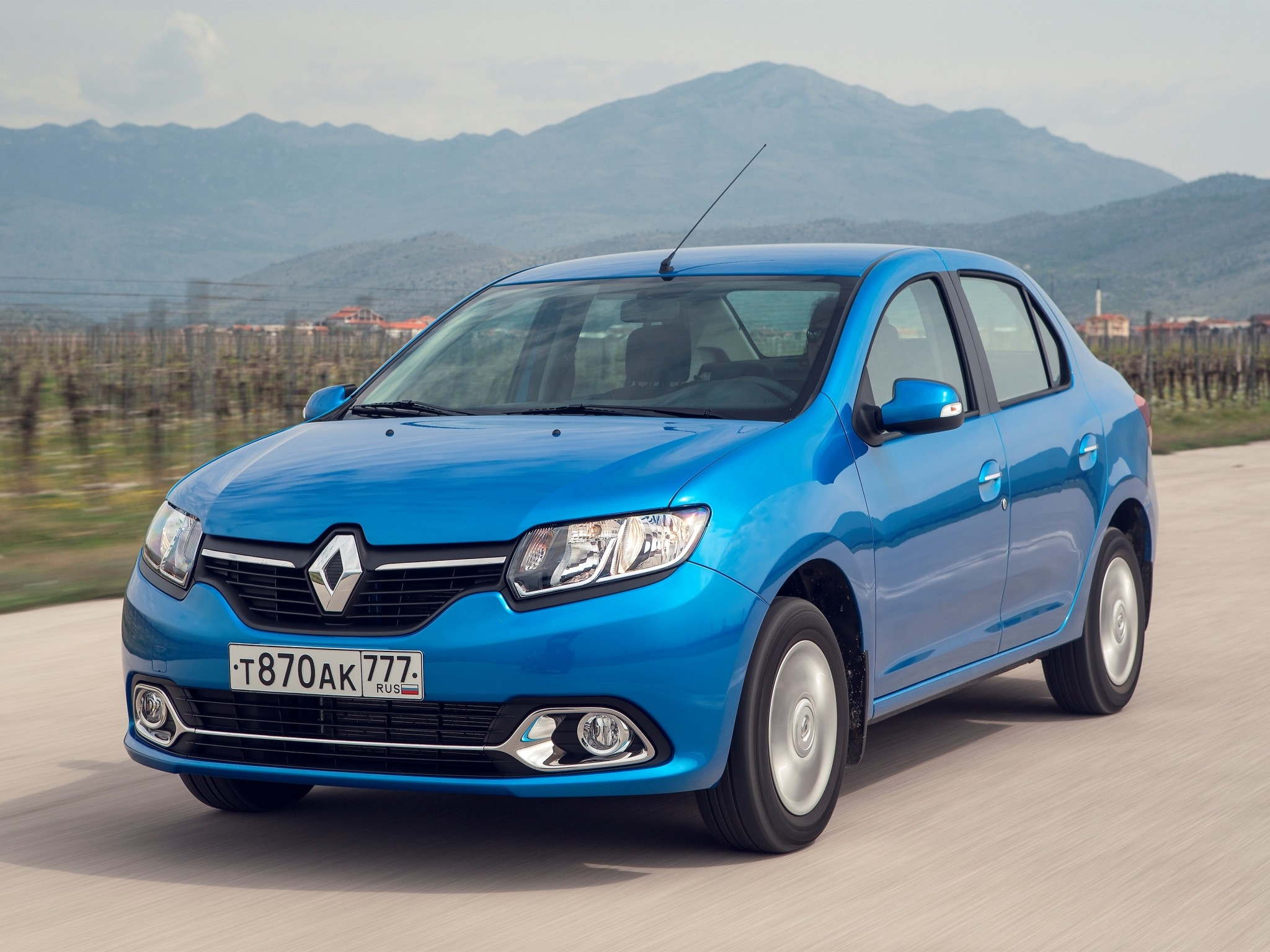 Renault logan photo - 4